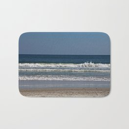 Ocean Oscillation Bath Mat