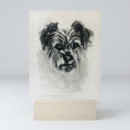 Yorkshire terrier Mini Art Print