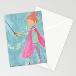PumpKing Stationery Cards