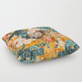 SUMMER GARDEN III Floor Pillow