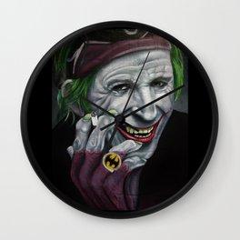 The Joke's On You Wall Clock