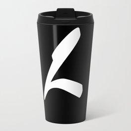 Alphabet ...L Travel Mug