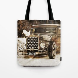 The Pixeleye - Special Edition Hot Rod Series IV Tote Bag