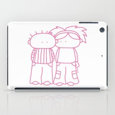 Rosy Love iPad Case