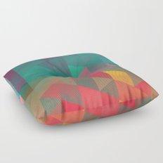 byych fyre Floor Pillow