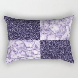Marble Texture Combo-III Rectangular Pillow