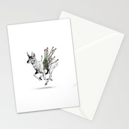 Pronghorn Stationery Cards