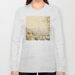 from atop the hill ... Long Sleeve T-shirt