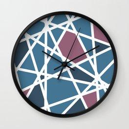 Lazer Mosaic 1 Wall Clock