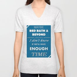 Bed Bath & Beyond (Old School) Unisex V-Neck