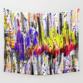 Primary Heartbeat Wall Tapestry