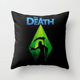 The Death™ Throw Pillow