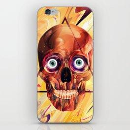 Deathzophrenia. iPhone Skin