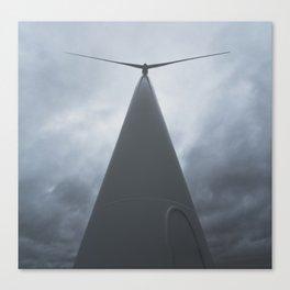 Wind Powered Symmetry Canvas Print