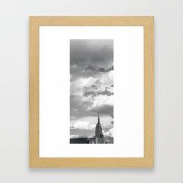 dimunitive empire... Framed Art Print