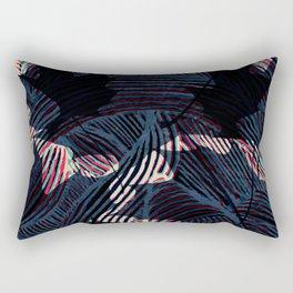 Leaf Pattern I Rectangular Pillow
