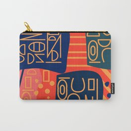 Strange alphabet Carry-All Pouch