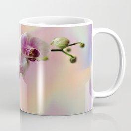 Pastel Rainbow Orchid Coffee Mug