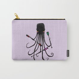Octopus Paddling! Kayak, canoe, paddleboard and rowing Carry-All Pouch