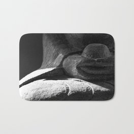 Buddha's Lap Bath Mat