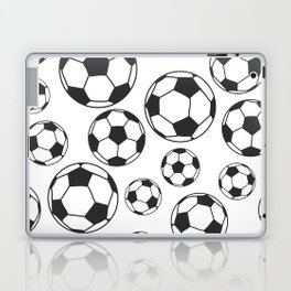 Soccer Balls Laptop & iPad Skin
