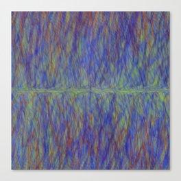 Linear Capillaries Canvas Print