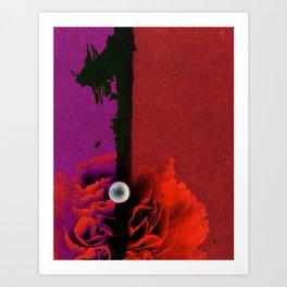 Garnet One Art Print
