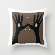 No061 My Pans Labyrinth minimal movie poster Throw Pillow