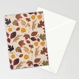 Aurora Autumn Stationery Cards