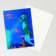 Do what you do, Za-boo-ma-foo Stationery Cards