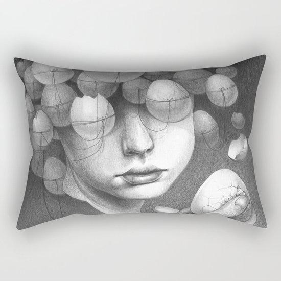 FRAGILE 3# Rectangular Pillow