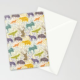 Mountain Spirits Stationery Cards