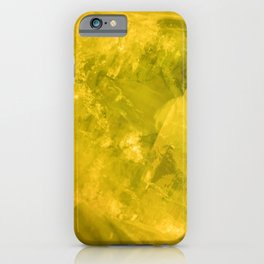 Calcite iPhone Case