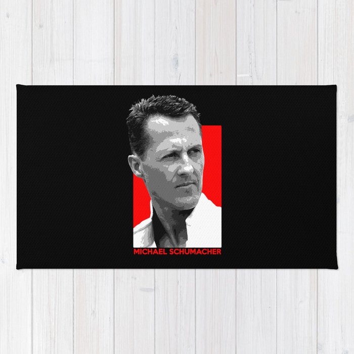 Formula One - Michael Schumacher Rug