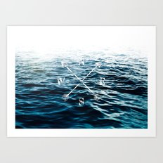 Winds of the Sea Art Print