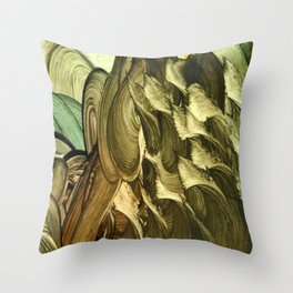 Corybantes Throw Pillow
