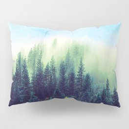 Spring forest Pillow Sham