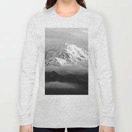 Marvelous Mount Rainier Long Sleeve T-shirt