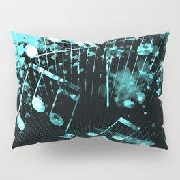 Musical Atmosphere 6 Pillow Sham