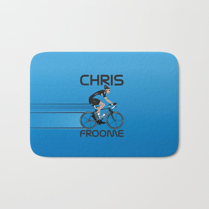 Chris Froome Bath Mat