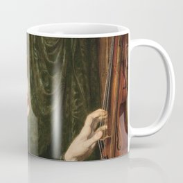 Dante Gabriel Rossetti - Veronica Veronese Coffee Mug
