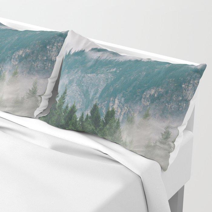 Vancouver Fog Pillow Sham