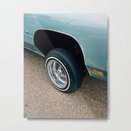 Chevy Metal Print