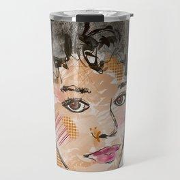 Power to the Observer Travel Mug
