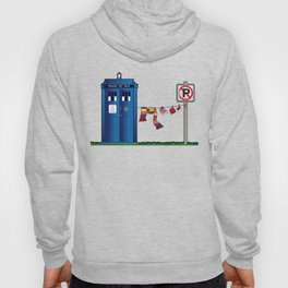 Doctor Who: tardis wardrobe  Hoody