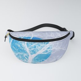 Once in a blue moon Fanny Pack