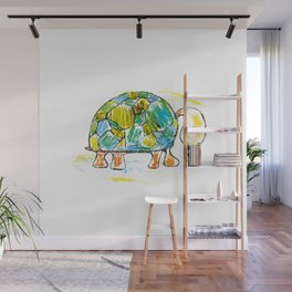 Turtle Wall Mural
