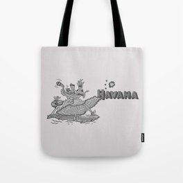 Havana - Shadows Tote Bag