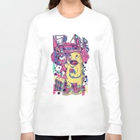disco Long Sleeve T-shirts featuring Disco apocalypse by Tshirt-Factory
