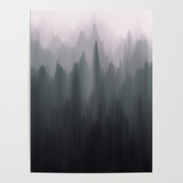 Morning Fog II Poster